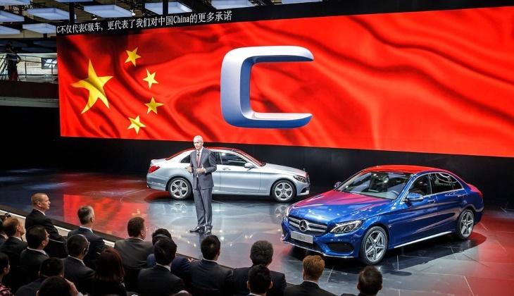 Китайцы продолжают скупать акции концерна Daimler