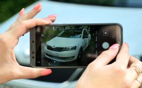 Как красиво сфотографировать машину для объявления (даже на телефон)