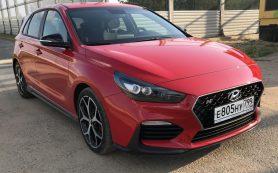 Hyundai i30 N: кто будет покупать хот-хэтч за 2,3 млн рублей