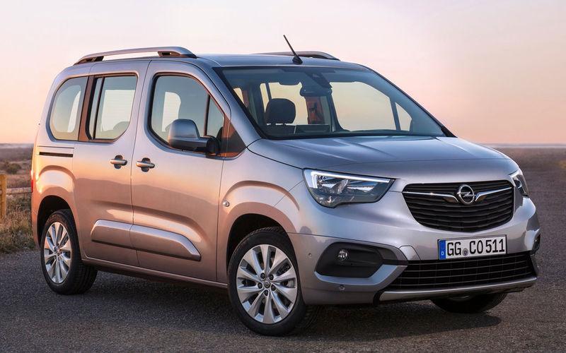 Четвертая модель Opel для России