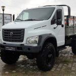 Полноприводный грузовик «Садко Некст»: стали известны цены на новинку