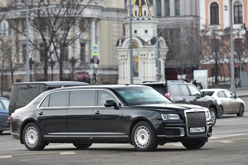 Какова будет стоимость «гражданской» версии лимузина Aurus?