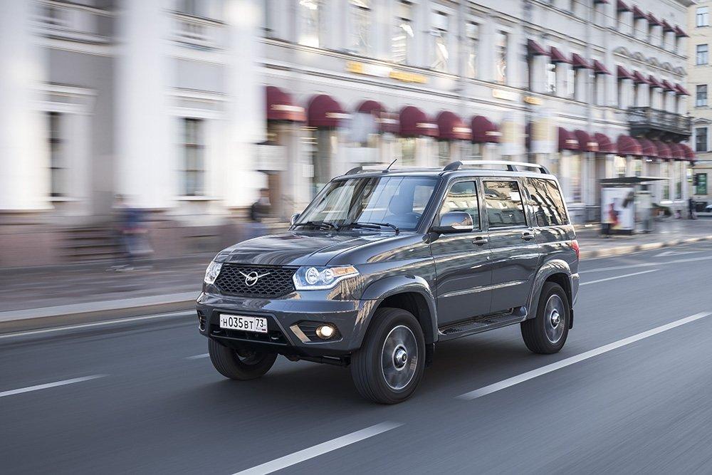 УАЗ «Патриот» с «автоматом» за 1,3 млн рублей. Кто его будет покупать
