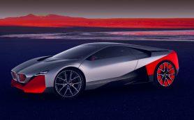 Группа BMW наметила экспансию на электрическом фронте