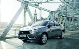 В АвтоВАЗе назвали сроки появления Lada Vesta с вариатором