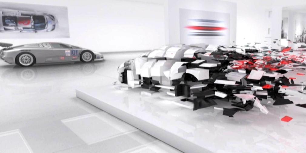 Bugatti анонсировала премьеру нового гиперкара за 8 млн евро