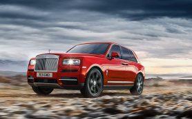 Российские продажи Rolls-Royce выросли вдвое