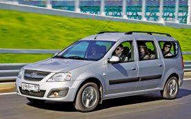 Наш новый автомобиль для такси и каршеринга. Без багажника