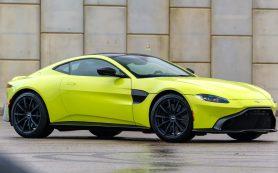 Налетай, подешевело: снижены цены на суперкары Aston Martin в России