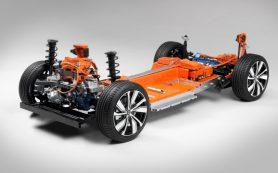 Кроссовер Volvo XC40 станет первым серийным электромобилем марки