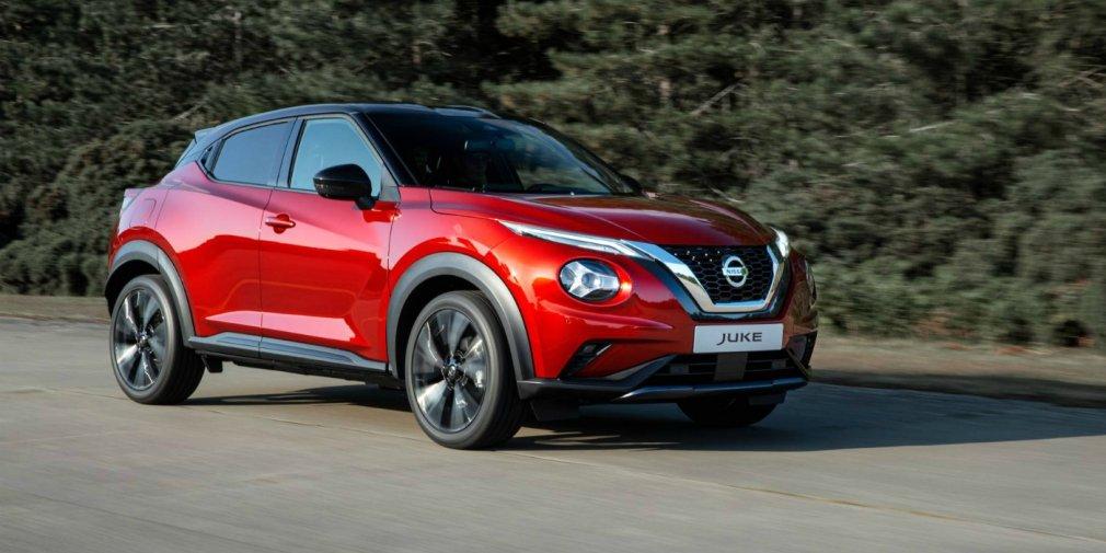 Новый Nissan Juke стал больше и получил «робот» вместо вариатора  u