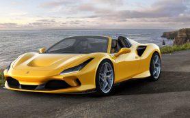 Ferrari разработала 720-сильный открытый суперкар