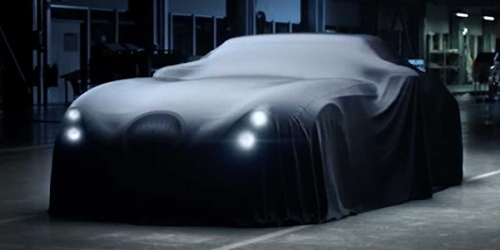 Wiesmann анонсировал премьеру спорткара с мотором BMW