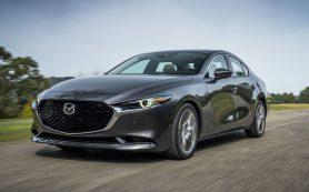 Названа дата начала продаж Mazda 3