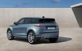 Обзор Range Rover Evoque