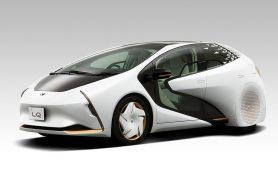 Новый концепт Toyota LQ заботится о человеке и природе