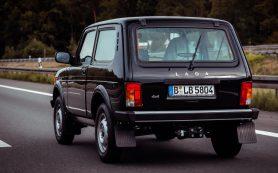Продажи автомобилей «Лада» в Германии упали на 8%, интерес к «Ниве» по-прежнему высок