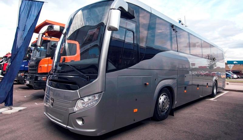 Автобусы ЛиАЗ отзывают в России для доработки салона