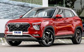 Представлен кроссовер Hyundai ix25 нового поколения. Такой будет новая «Крета» для России