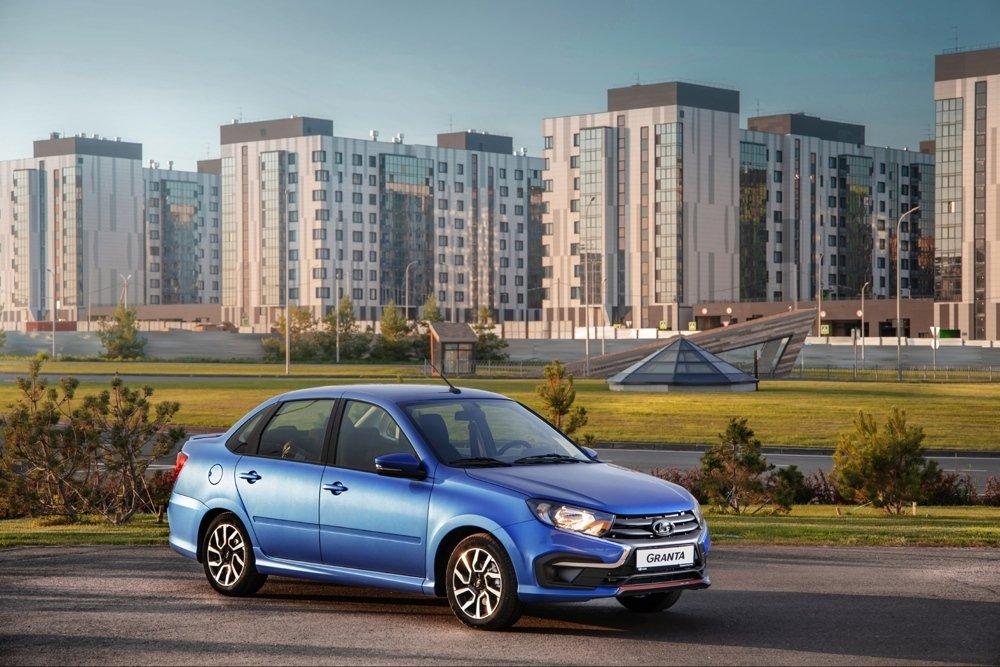 Много ли драйва в Lada Granta Drive Active за 650 тысяч рублей