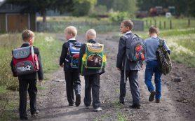 Дороги к школам оснастят «тревожными кнопками»