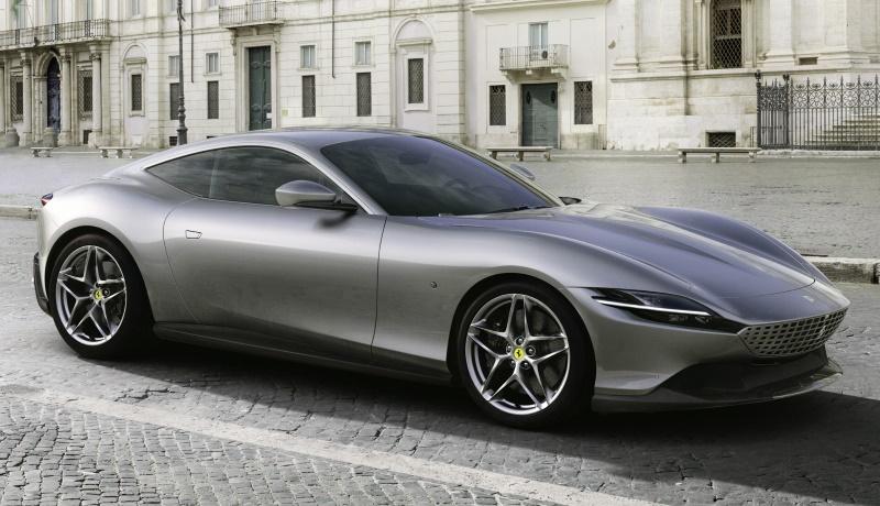 В модельном ряду марки Ferrari появился новый суперкар