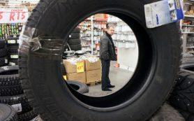 Столичная Госавтоинспекция просит автомобилистов поменять шины