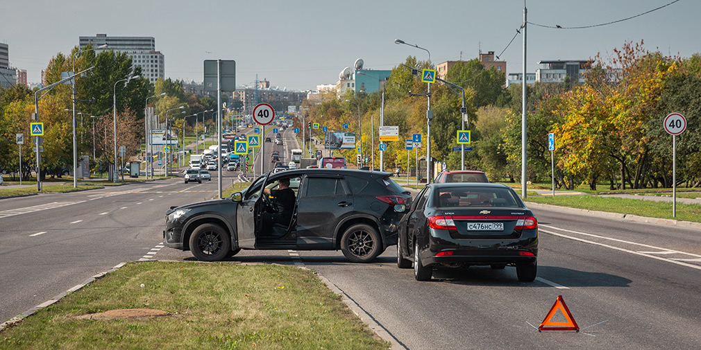 В России заработало новое приложение для оформления ДТП за 15 минут