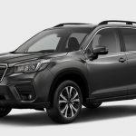 Subaru назвал цены на обновленный Forester для России