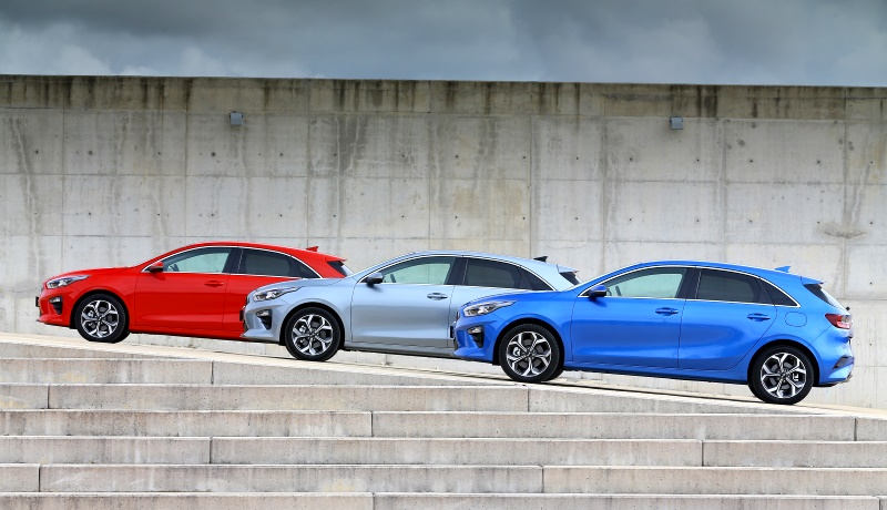 Увеличены цены на несколько моделей марки Kia