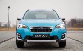 Subaru отправит в ремонт российские Impreza и XV