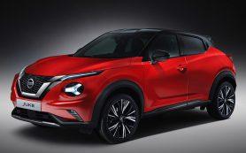 Nissan заменит все свои кроссоверы за полтора года