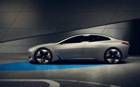 BMW подготовит электроседан для конкуренции с Porsche Taycan