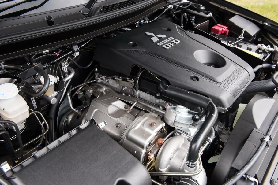 Mitsubishi откажется от автомобилей с дизельными двигателями