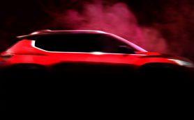Компания Nissan планирует выпустить новый городской кроссовер
