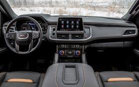 В США представили свой аналог «Аурус Комендант» — роскошный GMC Yukon