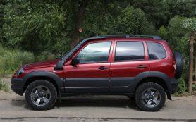 Chevrolet Niva: когда внедорожник станет Lada