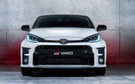 Toyota выпустила хот-хэтч с мощнейшим в мире трехцилиндровым мотором