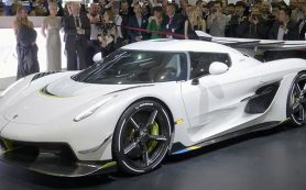 Koenigsegg выпустит «убийцу» рекордсмена скорости