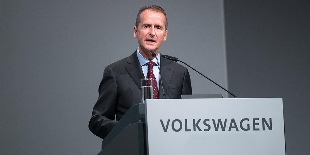 Глава Volkswagen заявил о закате эры традиционных автопроизводителей