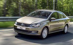 В России назвали самые популярные автомобили европейских марок