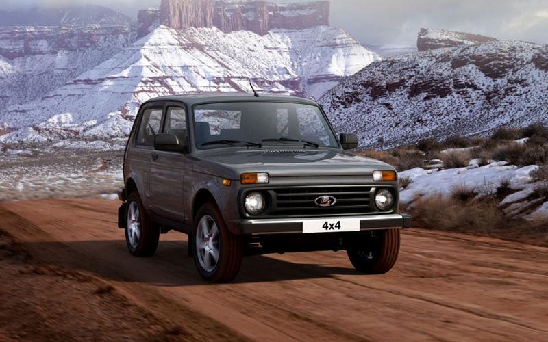 Обновленная Lada 4х4 поступила в продажу — цены известны