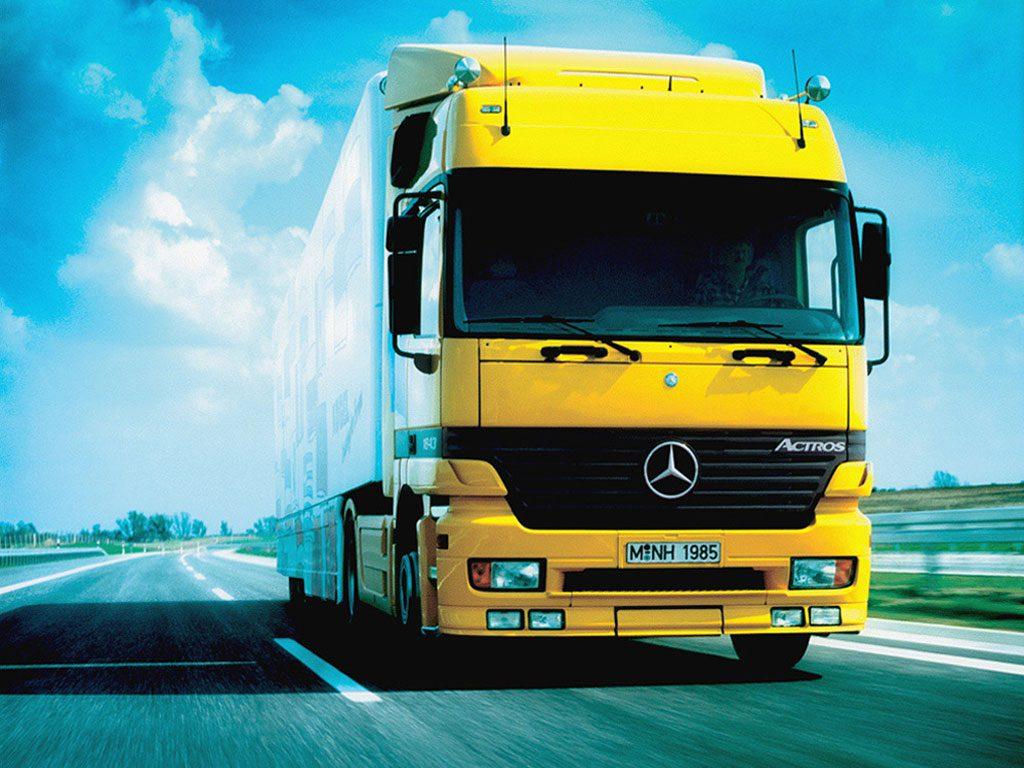 Транспорт для грузоперевозок: виды и особенности