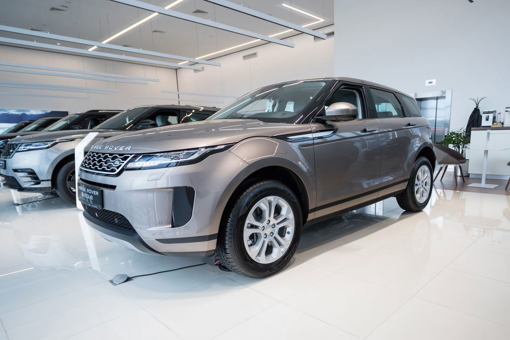 Автомобиль Range Rover Evoque