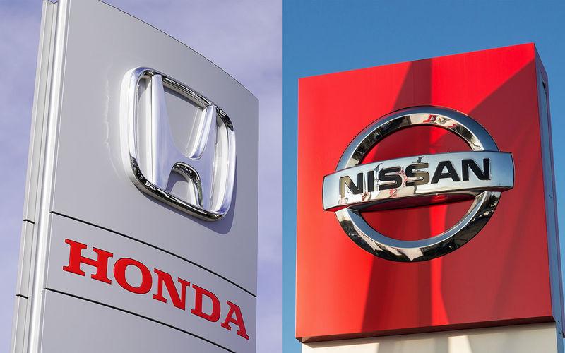 Объединение Nissan и Honda: блок против Toyota