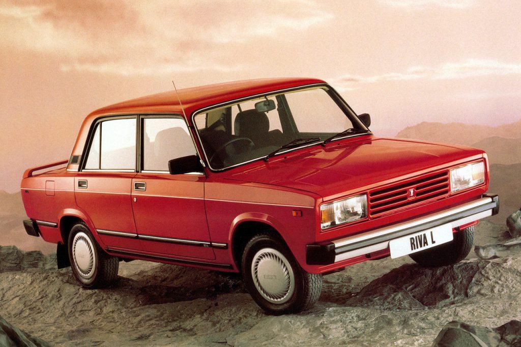 Lada признана самой исчезающей машиной Британии