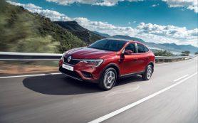 Renault Arkana: провал интернет-продаж, конкуренция с Kaptur, тормоза от АвтоВАЗа