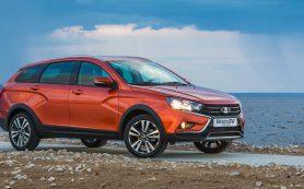 За месяц россияне потратили более 13 млрд рублей на покупку машин Lada