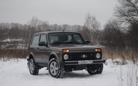 Новая Lada 4×4. Что в ней нового?