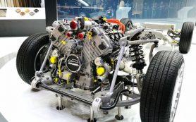 Мотор от «Аурусов» поставят на самолет в следующем году
